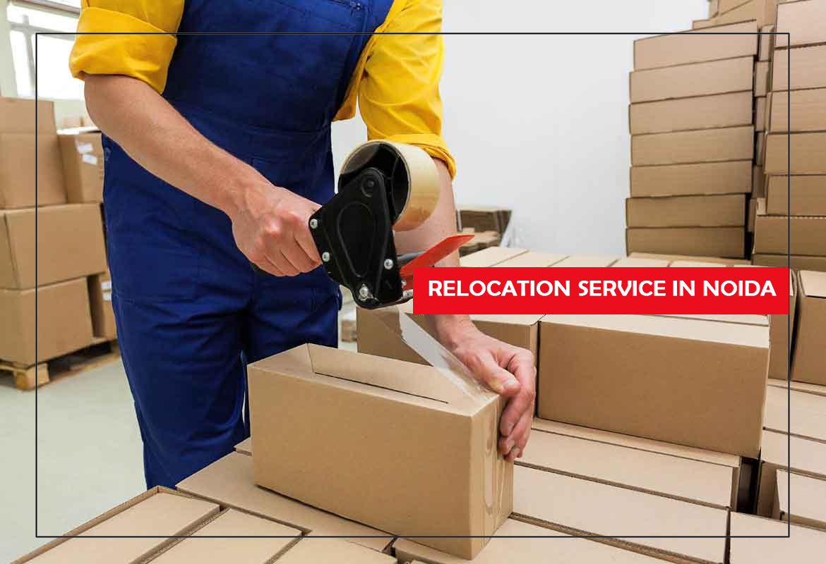 Relocation Service in Noida